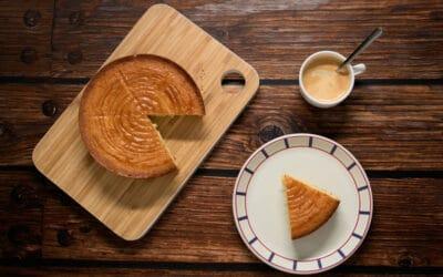 Recept: Gâteau Basque – een stukje Frans Baskenland op je bord